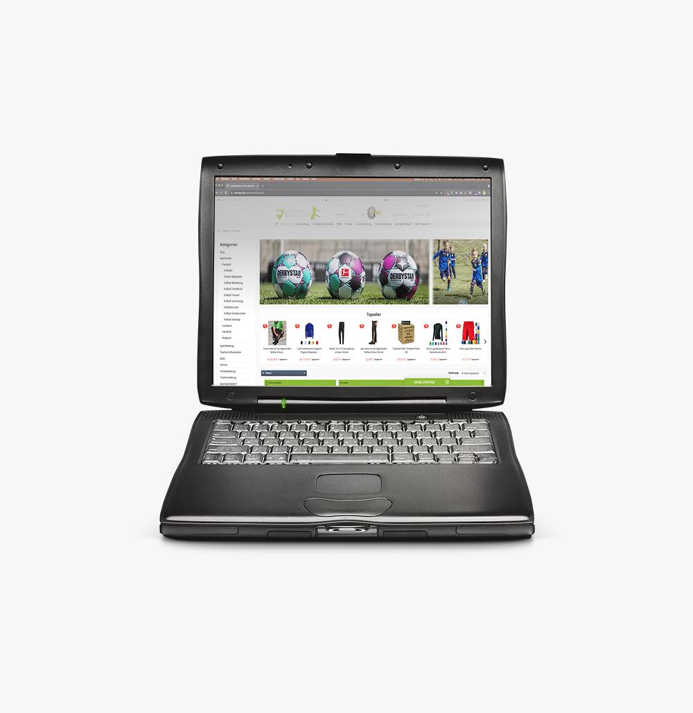Online Shop: Sarango